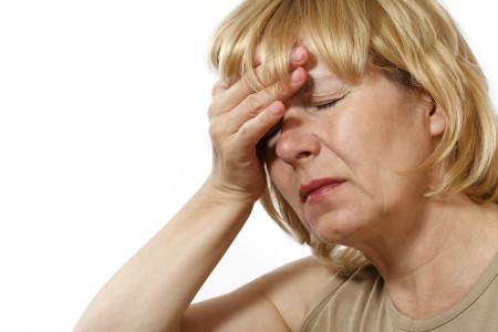 Причины: вегетососудистая дистония