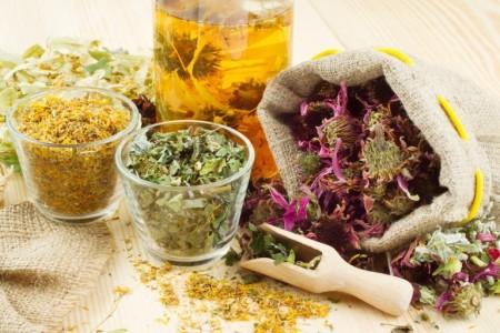 Понижающие давление сборы и травы