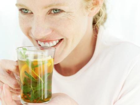 Влияние чайного напитка на давление