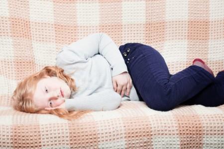 Проявления патологии у детей