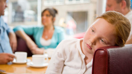 Особенности проявления болезни у детей