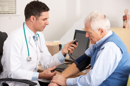 Причины высокого артериального давления