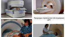 Процедура проведение МРТ сердца