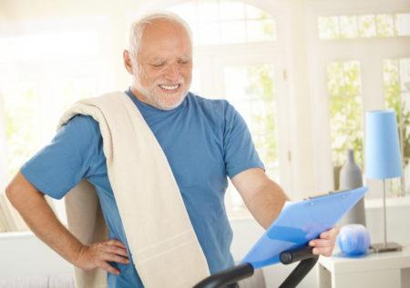 Реабилитация - инфаркт миокарда