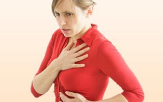 ВСД по кардиальному типу симптомы лечение