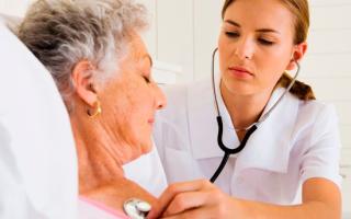 Развитие одышки при сердечной недостаточности у людей разного возраста, методы лечения