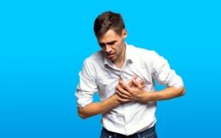 Болезни сердца список и симптомы у мужчин