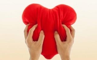 Щемит сердце причины