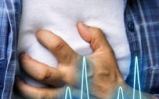 Болит сердце от нервов