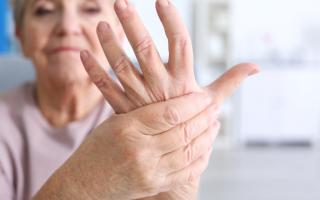 Характеристика этиологии и патогенеза воспаления связок кисти руки, лечение