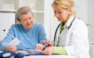 Лекарство от давления для пожилых людей