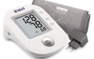 Аппарат: прибор для измерения давления человека