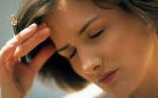 Причины ВСД: вегето-сосудистая дистония
