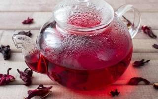 Чай каркаде повышает или понижает давление: как влияет?