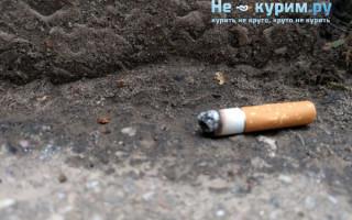 Как влияет курение на давление