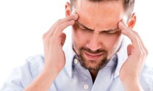 Расширенные сосуды головного мозга