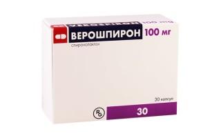 Калийсберегающие мочегонные препараты