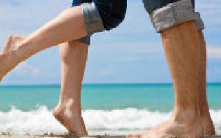 Как укрепить капилляры на ногах