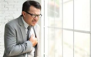 Симптомы заболевания сердца у мужчин