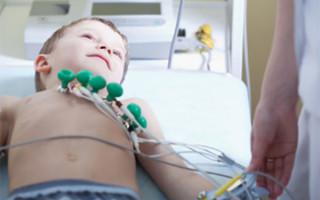 ЭКГ ребенку — основные принципы, показания и расшифровка