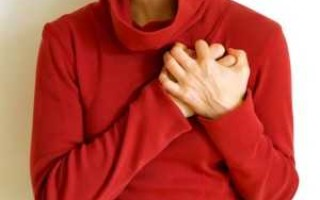 Острая боль в сердце