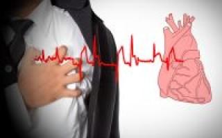 Симптомы сердечно сосудистые заболевания