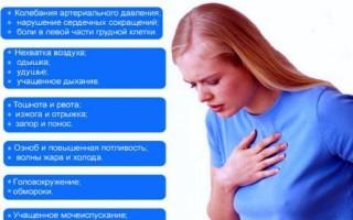 Препараты от вегетососудистой дистонии у женщин