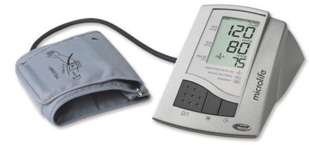 Как нужно правильно мерить давление электронным тонометром?
